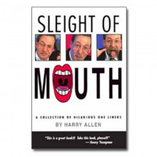 Comedy Performer Sleight of Mouth by Harry Allen - eBook DOWNLOAD MMSMEDIA - 1