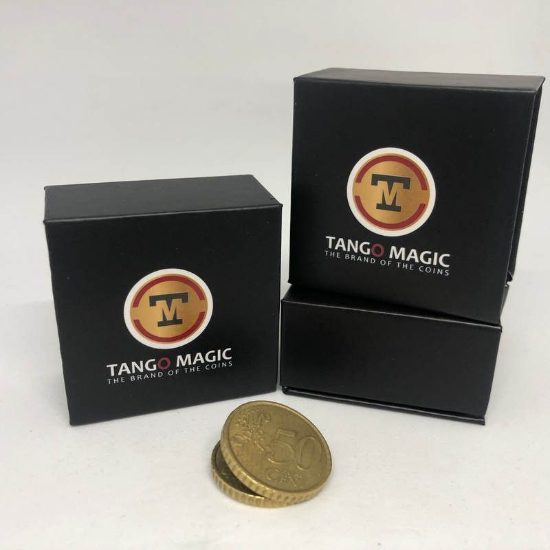 Expanded Shell 50 Cent. Eur - Tango