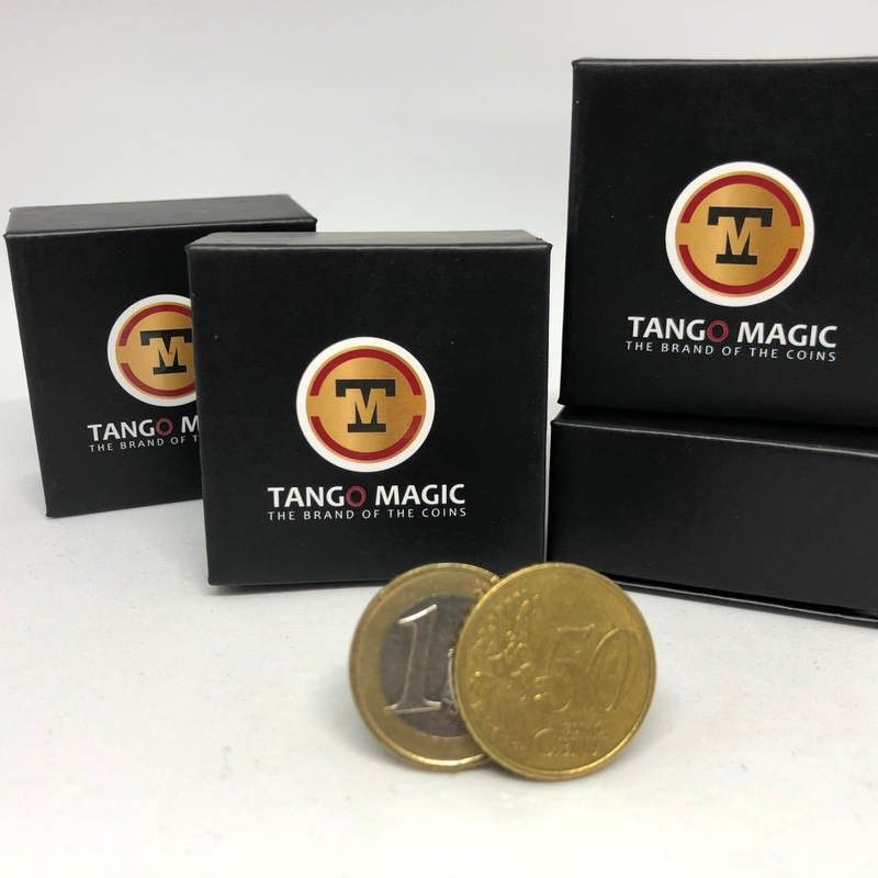 Euro Scotch and Soda Magnetic (1 Eur and 50 Cents) - Tango