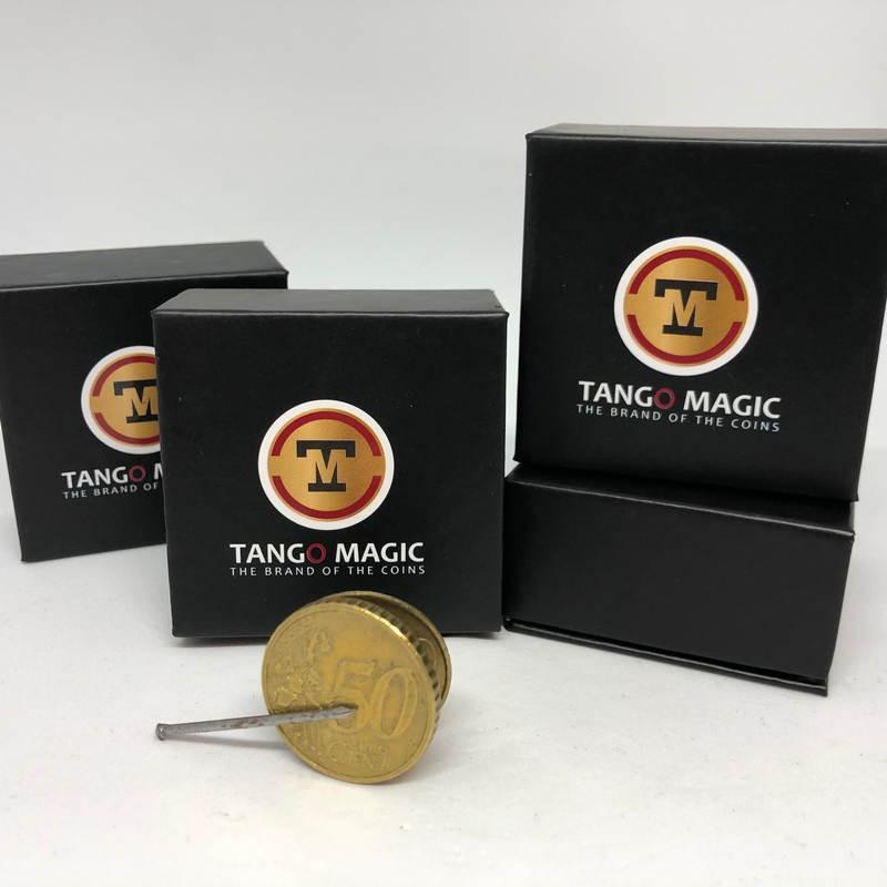 Cascarilla Expandida Magnética - 2 Euros - Tango
