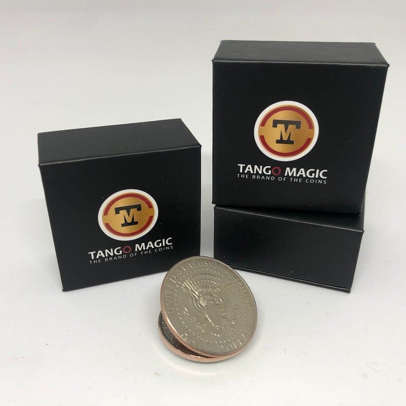 Expanded Shell Half Dollar (Tail) - Tango