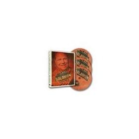 DVD – Las Soluciones para Cartas de Solomon - 3 DVDs – D. Solomon
