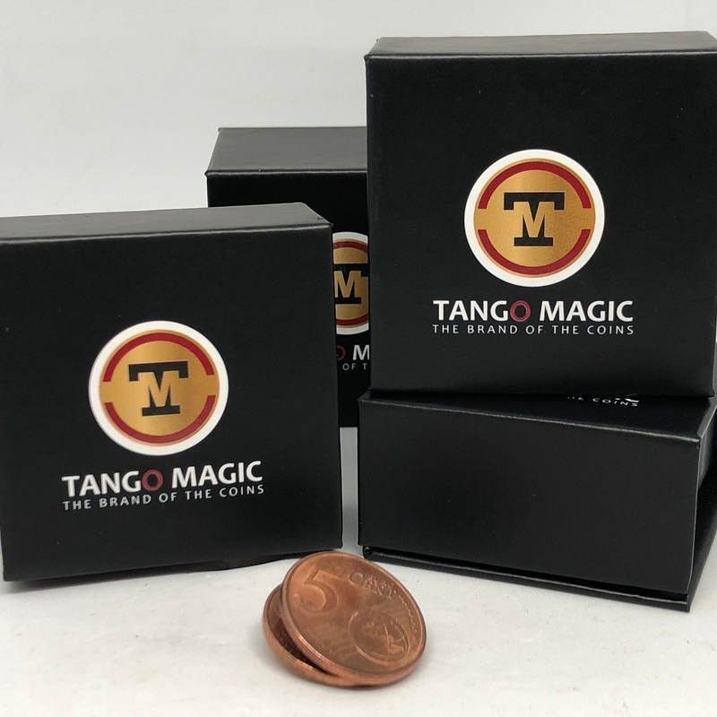 Magic with Coins Expanded Shell - 5 cent TiendaMagia - 1