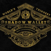 Mentalism Shadow Wallet Carbon Fiber by Dee Christopher and 1914 TiendaMagia - 5
