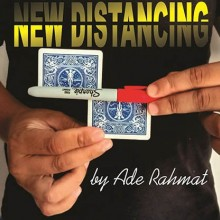 Card Magic and Trick Decks NEW DISTANCING by Ade Rahmat video DOWNLOAD MMSMEDIA - 1