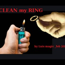 Close Up Performer Clean My Ring by Luis Magic video DOWNLOAD MMSMEDIA - 1