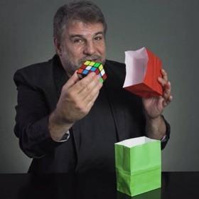 Inicio Rubik GO de Juan Pablo  - 1