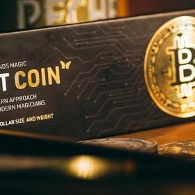 Magia con Monedas The Bit Coin Oro de SansMinds SansMinds Productionz - 1