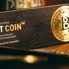 Magic with Coins The Bit Coin Gold by SansMinds SansMinds Productionz - 1