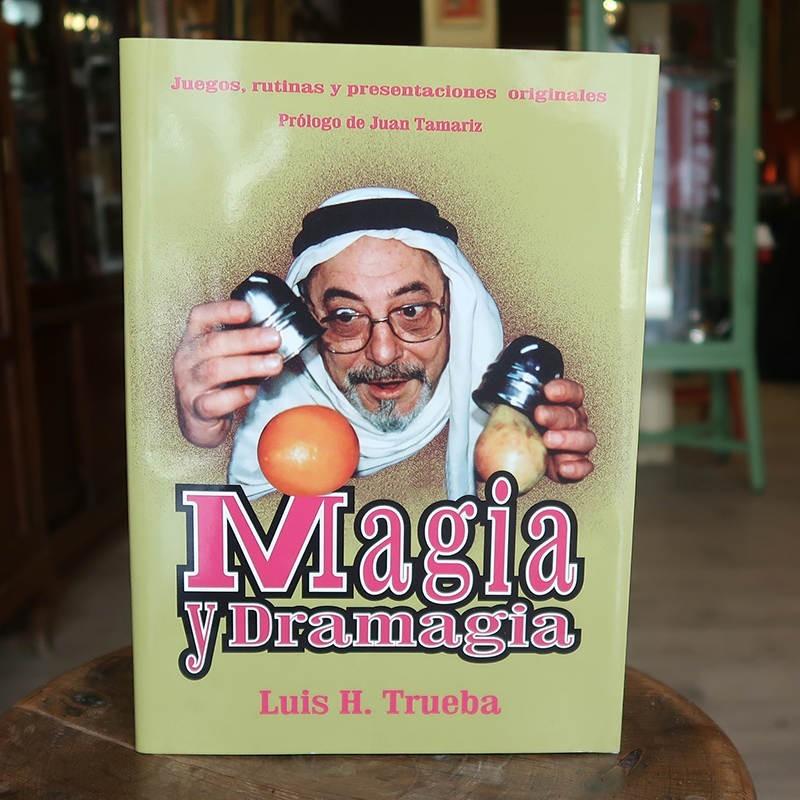 Libros de Magia en Español Magia y dramagia de Luis Trueba - Libro Mystica - 1