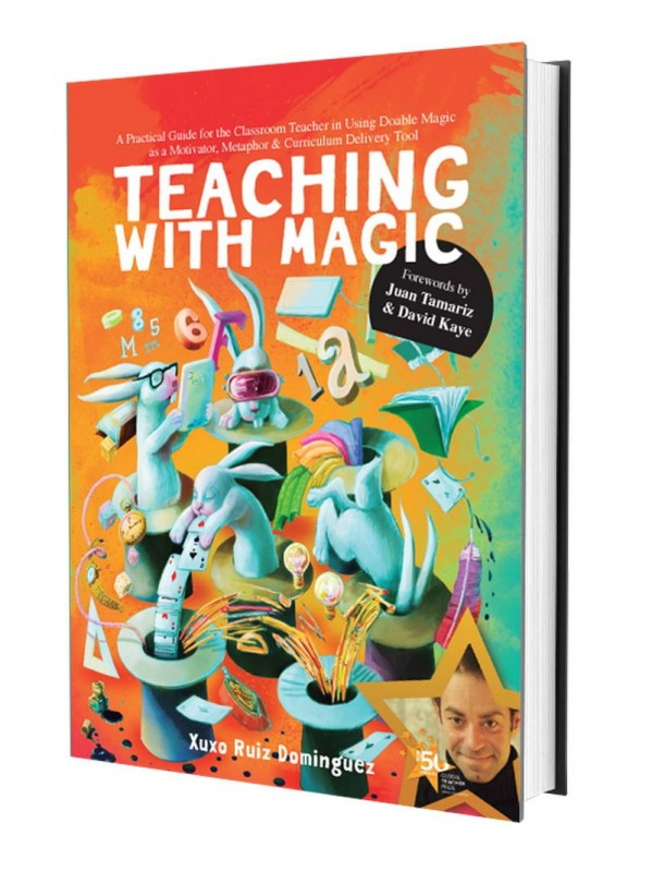 Magic Books Teaching with Magic by Xuxo Ruíz Domínguez - book in english Editorial Paginas - 1