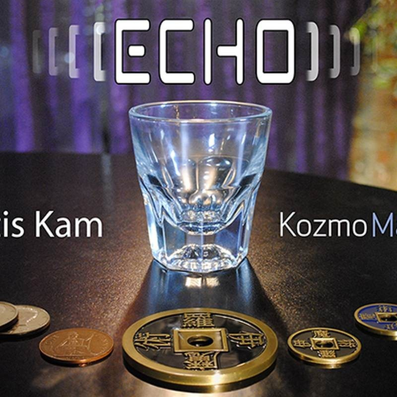 Magic with Coins Echo by Curtis Kam TiendaMagia - 1