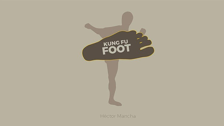 Card Tricks Kung Fu Foot (Gimmick and Online Instructions) by Héctor Mancha TiendaMagia - 5