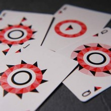 Cards Virtuoso P1 Limited Edition Playing Cards USPC - Bicycle - 7