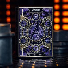 Cards Avengers Infinity Saga Playing Cards by theory11 Theory11 - 9