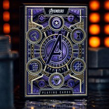 Cards Avengers Infinity Saga Playing Cards by theory11 Theory11 - 1