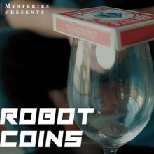 Magic with Coins Robot Coins TiendaMagia - 1