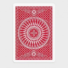 Cards Tally Ho CIRCLE Back Gaff Pack (6 Cards) by The Hanrahan Gaff Company TiendaMagia - 2