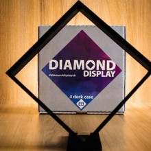Weekly Offer Diamond Display - 4 Playing Card Case by EB TiendaMagia - 1