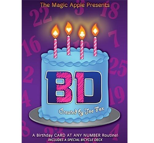 Magia Con Cartas BD31 de Joe Fox y de The Magic Apple TiendaMagia - 1