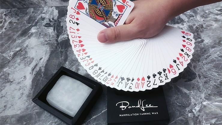 Magia Con Cartas Cera para Abanicos de Bond Lee TiendaMagia - 1