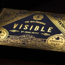Card Tricks Visible by Craig Petty and the 1914 TiendaMagia - 1