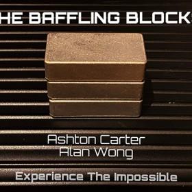 Magic Tricks The Baffling Blocks by Alan Wong and Ashton Carter Alan Wong - 1