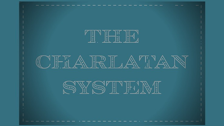 Accesories Various The Charlatan System deck sealer by The Magic Firm TiendaMagia - 1