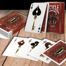 Cards Bicycle Luxury Keys Playing Cards TiendaMagia - 1