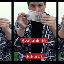 Magic with Coins Get Money (Euro) by Louis Frenchy, George Iglesias and Twister Magic Twister Magic - 5