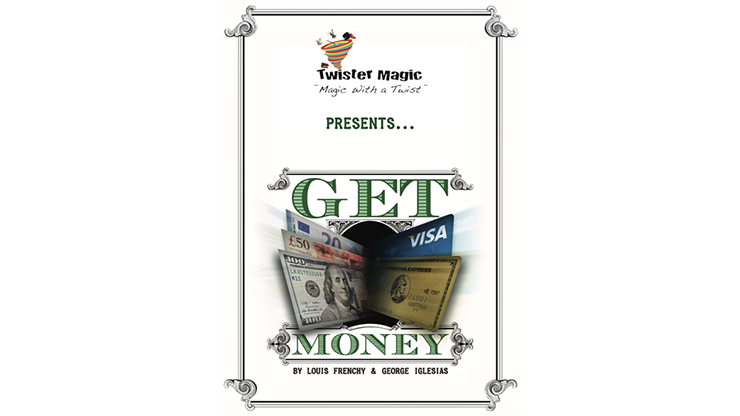 Magic with Coins Get Money (Euro) by Louis Frenchy, George Iglesias and Twister Magic Twister Magic - 1