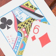 Card Tricks Weapons (Gaff Deck & Online Video) by Eric Ross TiendaMagia - 4