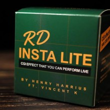 Close Up RD Insta Lite by Henry Harrius TiendaMagia - 1