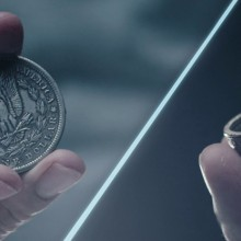 Magic with Coins Nomad Ring Mark II by Avi Yap, Calvin Liew and Sultan Orazaly - Skymember TiendaMagia - 4