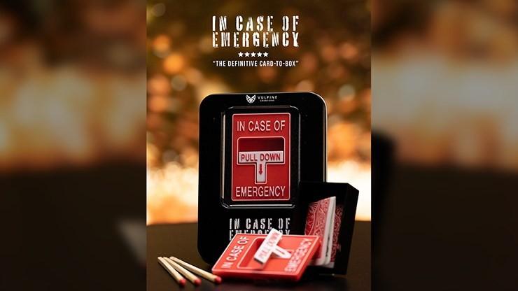 Magia Con Cartas En Caso de Emergencia de Adam Wilber y Vulpine TiendaMagia - 6