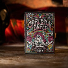 Cards Grateful Dead Playing Cards by theory11 Theory11 - 1