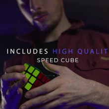 Close Up Rubik's Cube 3D Advertising by Henry Evans and Martin Braessas Henry Evans - 5
