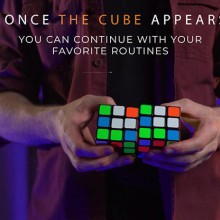 Close Up Rubik's Cube 3D Advertising by Henry Evans and Martin Braessas Henry Evans - 6