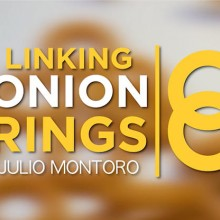 Home Linking Onion Rings by Julio Montoro Productions  - 6