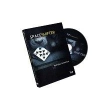 DVD - Space Shifter - Nicholas Lawrence y SansMinds