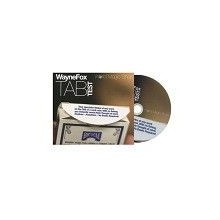 Tab Test (English version) - DVD y Gimmicks - Wayne Fox