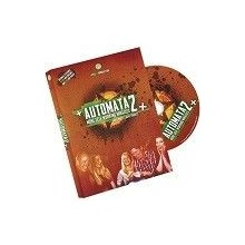 DVD - Automata 2 by Gary Jones and Dave Forrest